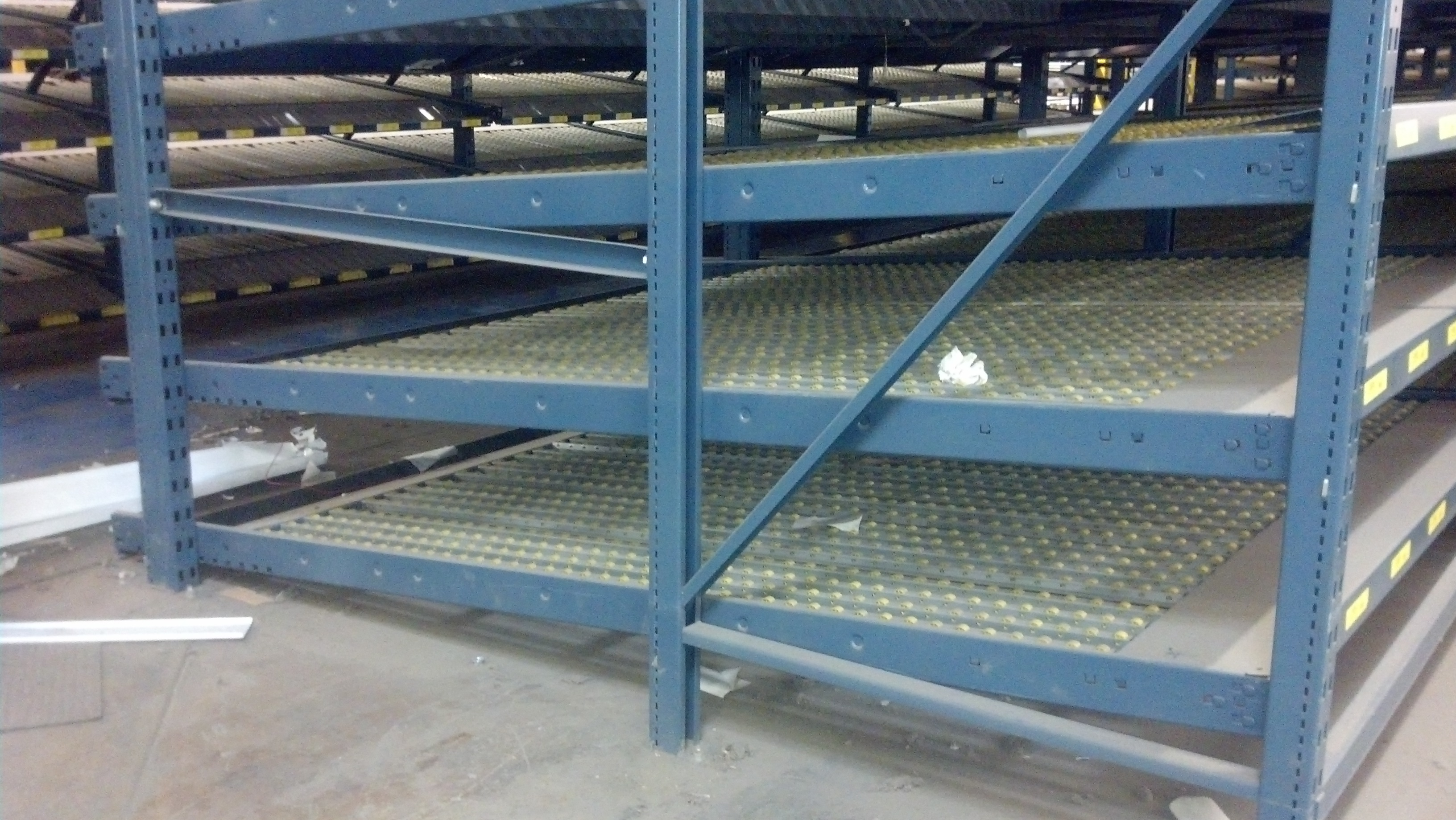 New & Used Carton Flow Racking, Kingway Flow Rack ...