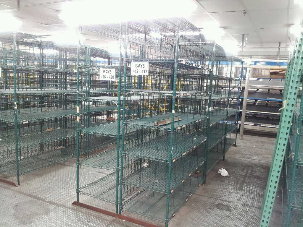 Used Wire Racking - WIRE Center •
