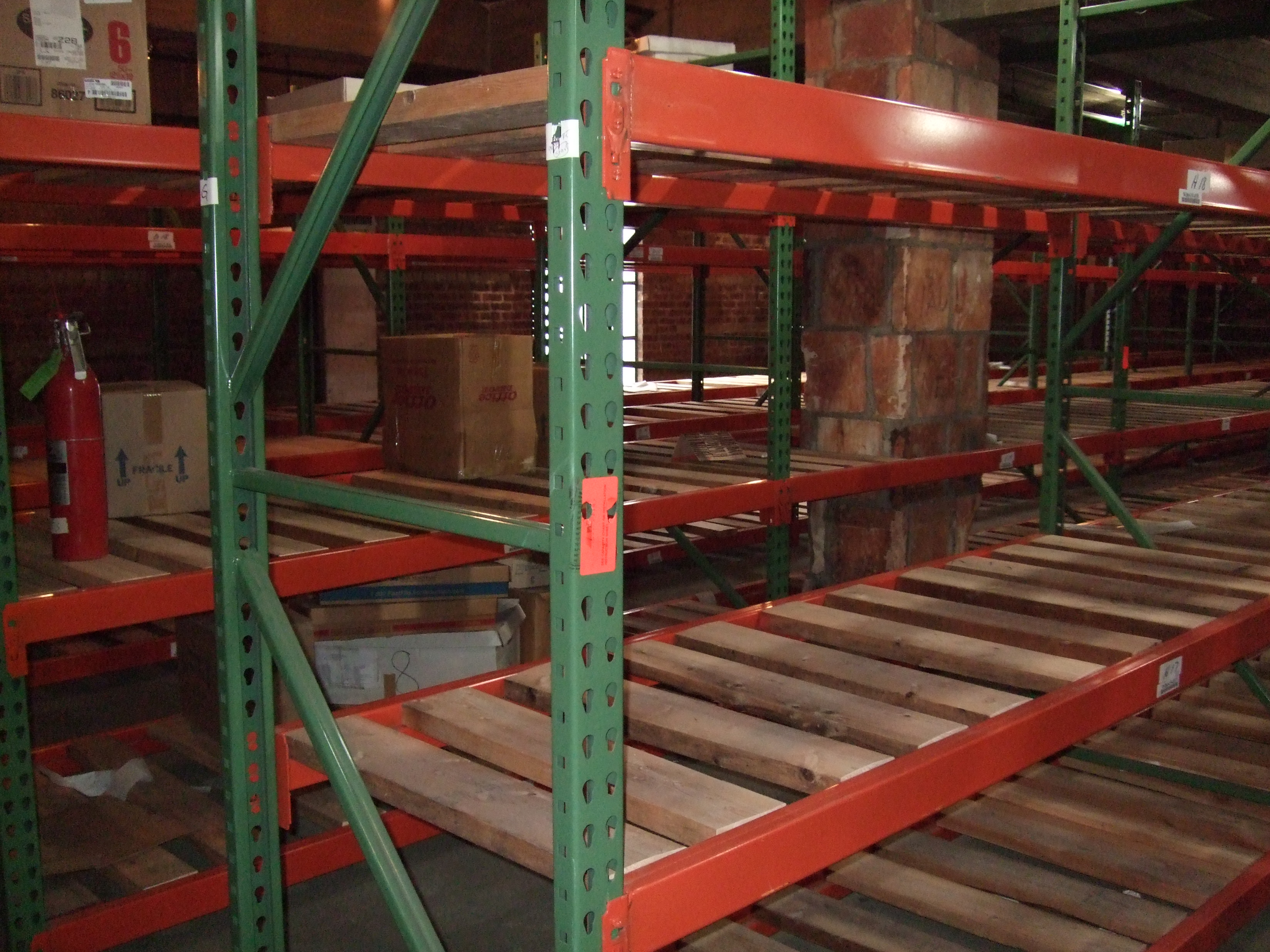 storage industrial in pallet handling drive material ak rack racks systems unknown
