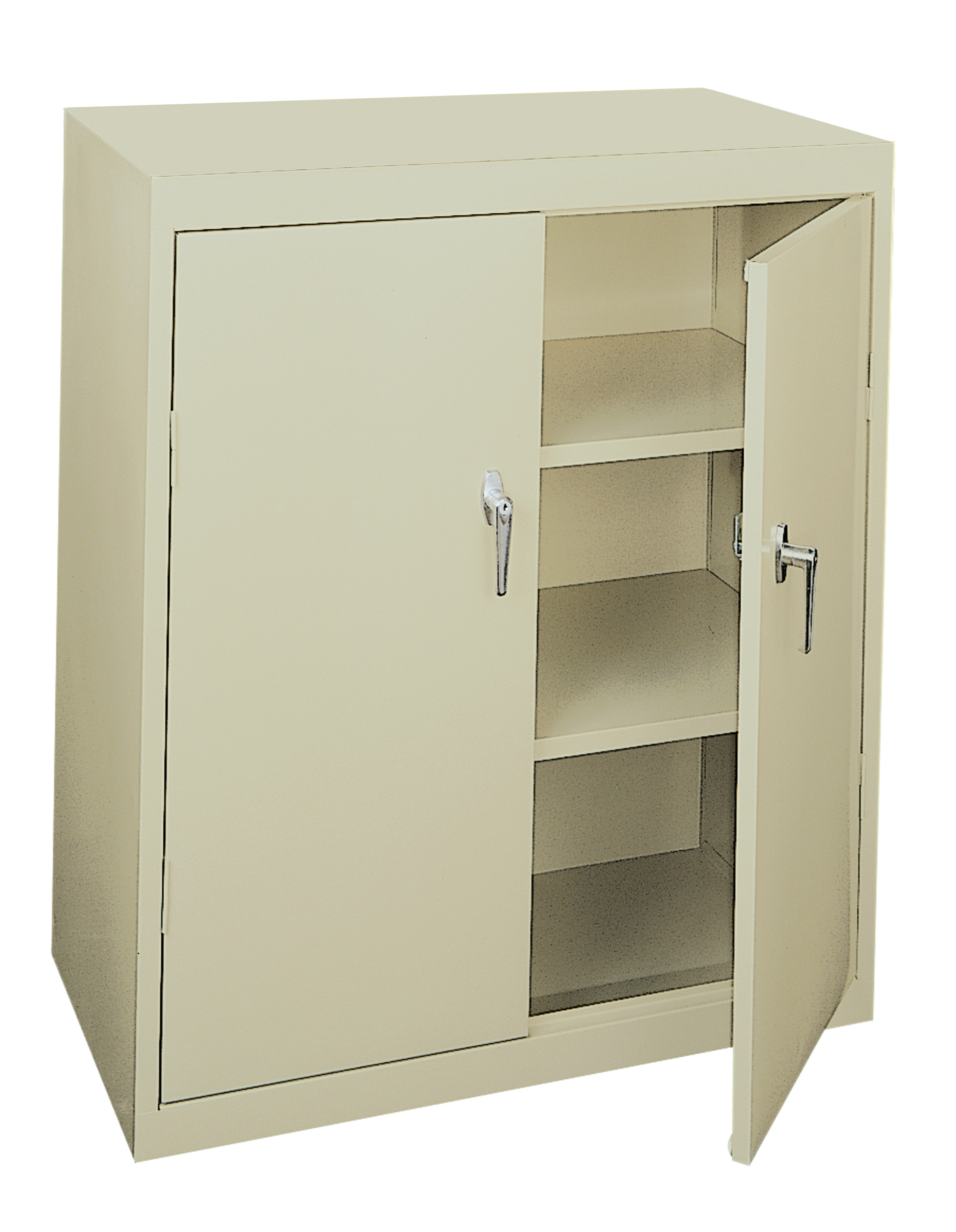 New Storage Cabinets Adjustable Shelves Fixed Shelves