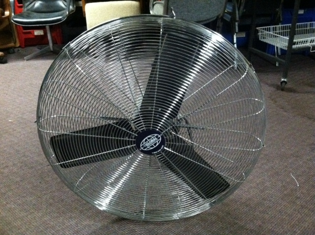 Industrial Fans For Warehouses : New used industrial warehouse fans