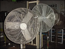Used Industrial Fans