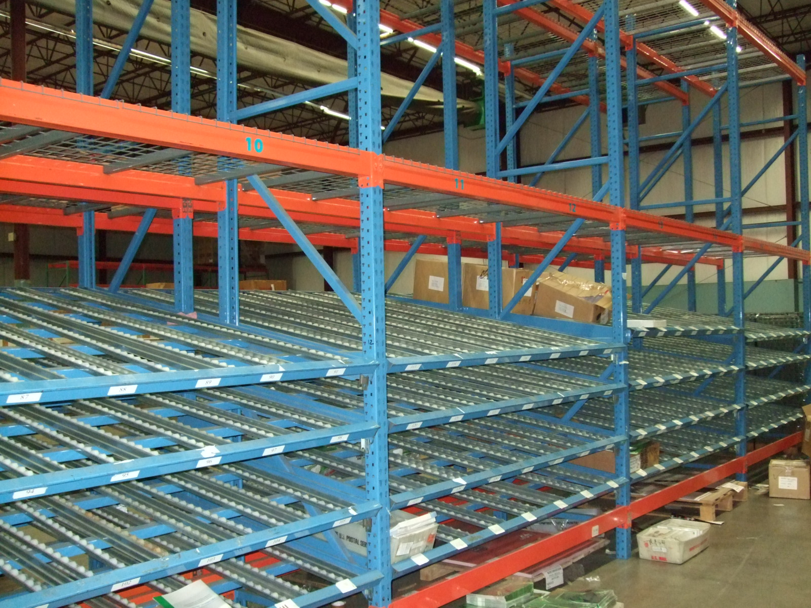 Used Pallet Racking Information