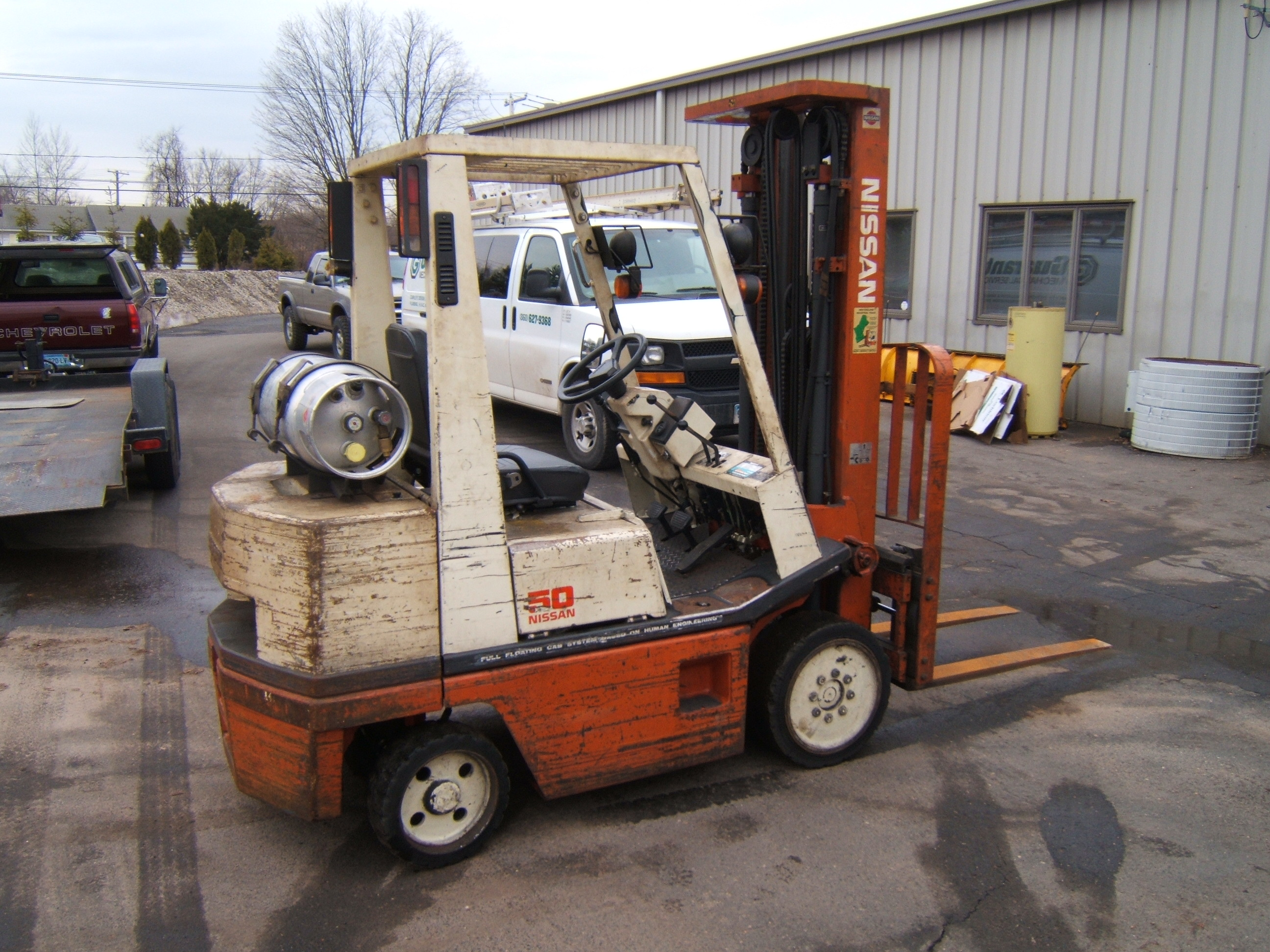 Used Forklifts Orderpickers Electric And Propane