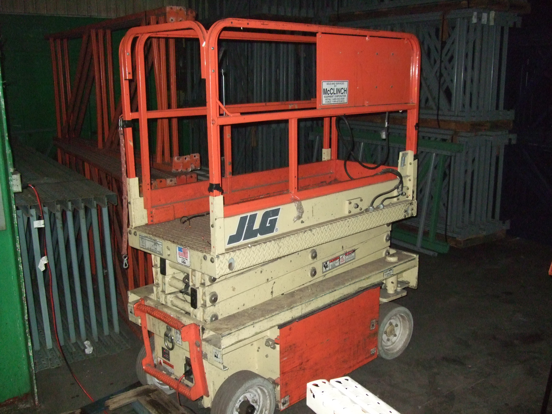 Used Scissor Lift For Sale >> Scissor And Hydraulic Tables Lifts