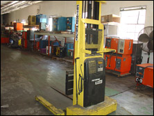 Used Manual Stacker