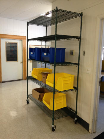 New Amp Used Metro Shelving Metro Shelves Rolling Wire
