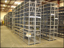 Heavy Duty Steel Shelving