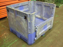 Used Stacking u0026 Collapsible Totes · Used Pallet Size Containers ... & New u0026 Used Akro Bins Totes Storage Bins u0026 Material Handling Equipment